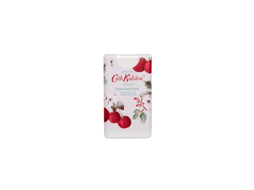 Heathcote & Ivory Dezinfekce na ruce - Mini Cherry, 15ml