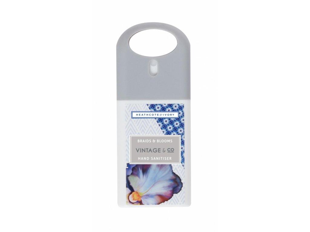 Heathcote & Ivory Dezinfekce na ruce - Indigové květy, 20ml