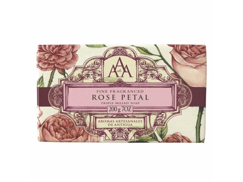 AAA Floral Soap Bar Rose Petal High Res