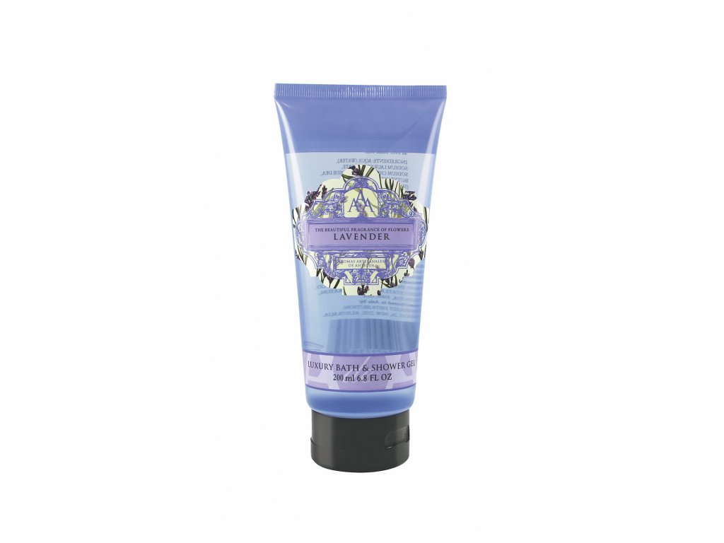 AAA Floral Shower Gel Lavender High Res
