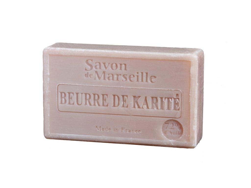 Le Chatelard Mýdlo - Bambucké máslo (Beurre de Karité), 100g