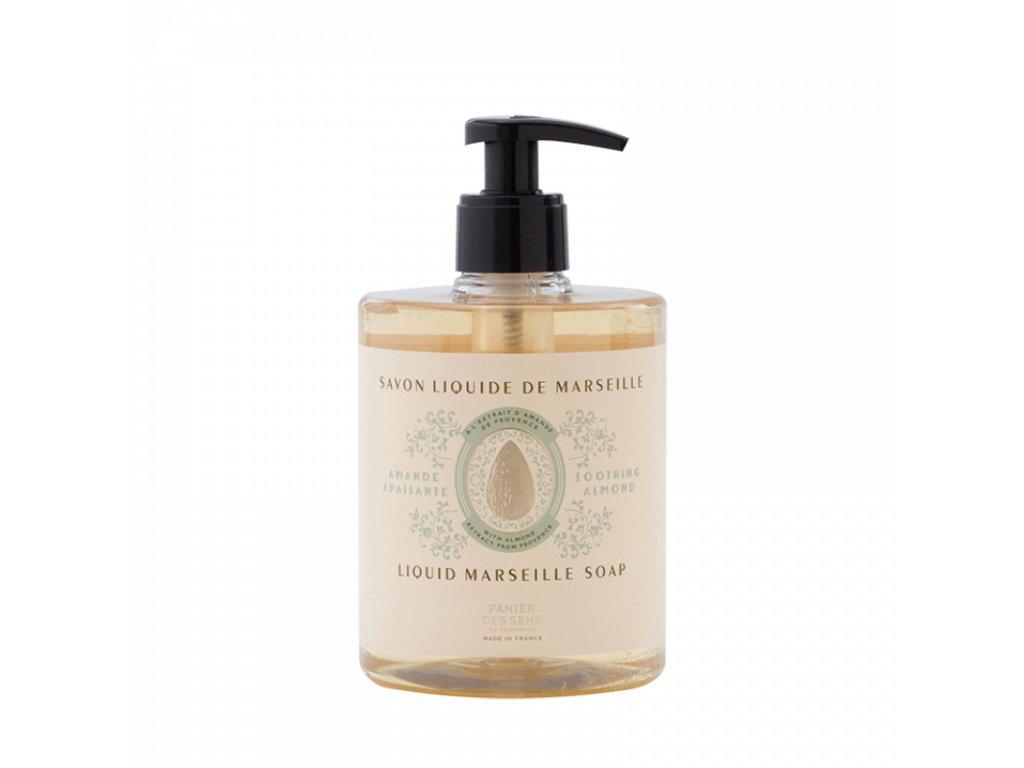 Panier des Sens Tekuté mýdlo - Mandle 500ml