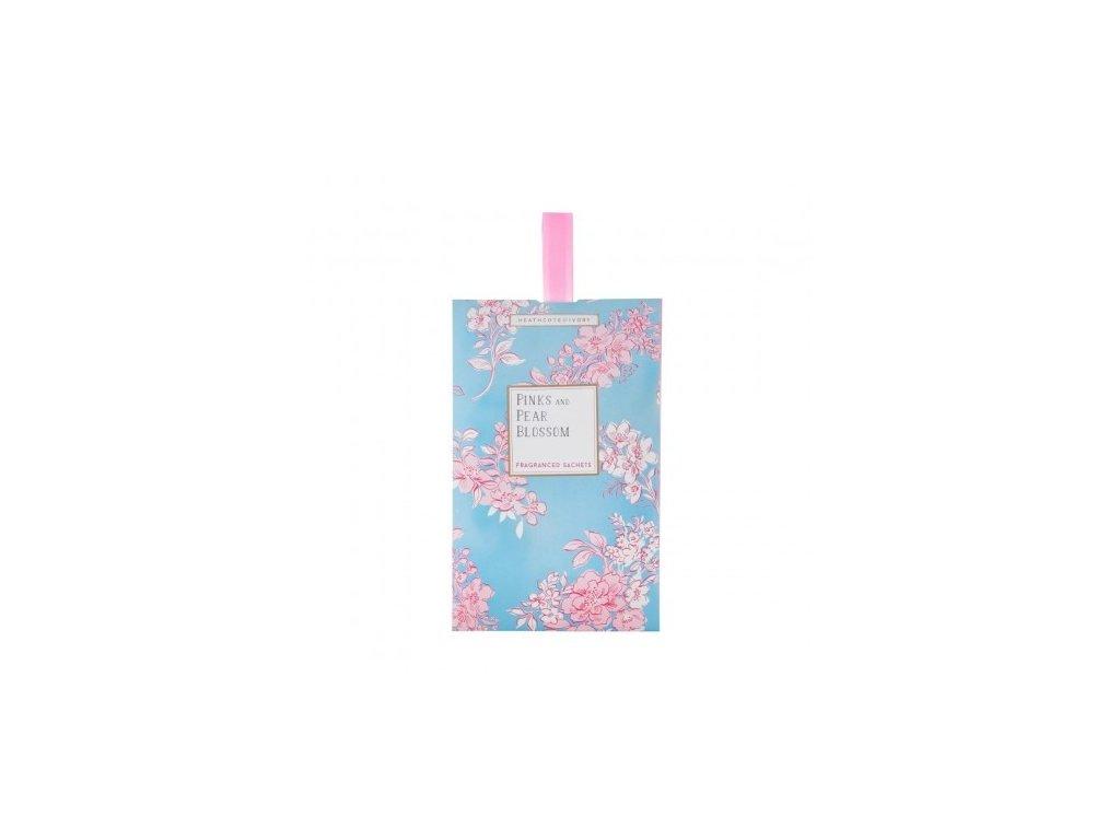 Heathcote & Ivory Univerzální vonítko - Pinks & Pear Blossom