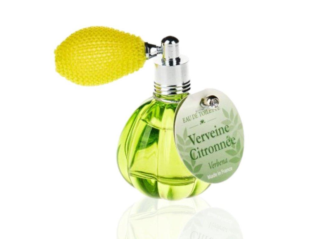 Esprit Provence - Toaletní voda Citrónová verbena v retro rozprašovači, 12ml