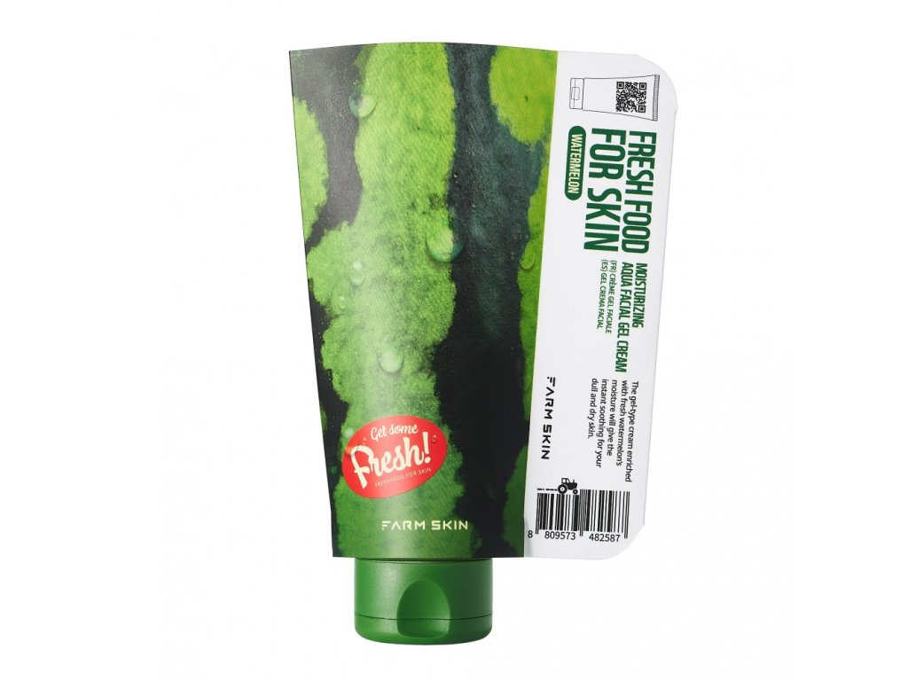Fresh Food For Skin Hydratační pleťový gel, 70ml