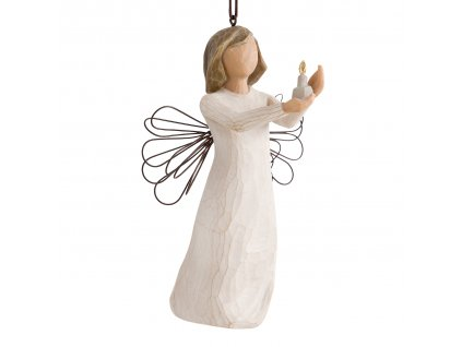 Willow Tree - Anděl naděje - závěsný