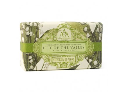 AAA Triple Milled Soaps Lily of the Valley