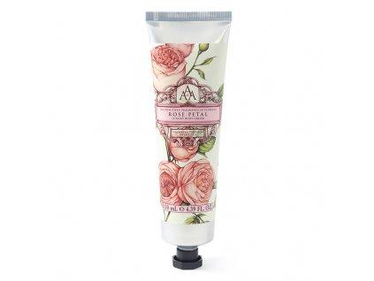 aromas antigua floral body cream rose petal