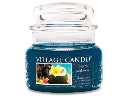 Village Candle Vosk, Víkend v tropech - Tropical Getaway, 62g