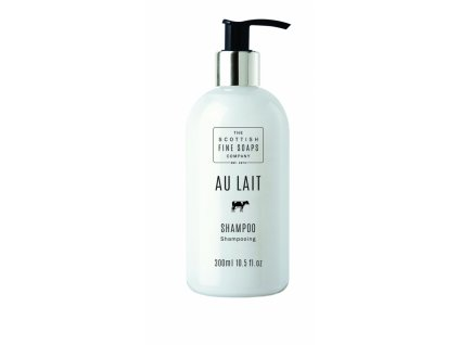 Scottish Fine Soaps Šampón - Au Lait, 300ml