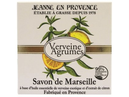 Jeanne en Provence Mýdlo - Verbena, 100g