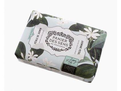 Panier des Sens Mýdlo s bambuckým máslem - Jasmínové plátky 200g