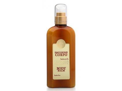 Erbario Toscano Tělový balzám - Vanilka a koření, 250ml