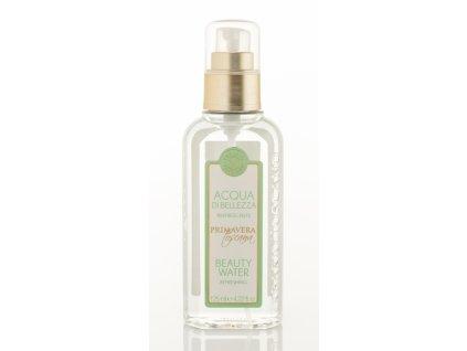 Erbario Toscano Dámská Osvěžující parfémovaná tělová voda - Toskánské jaro, 125ml