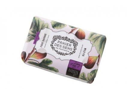 Panier des Sens Mýdlo s bambuckým máslem - Divoký fík 200g
