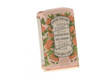 Panier des Sens Mýdlo - Růže a muškát, 150g