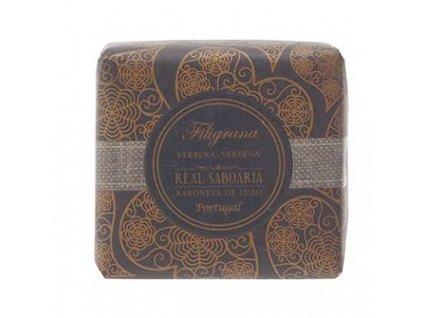 Real Saboaria Luxusní mýdlo - Verbena 120g