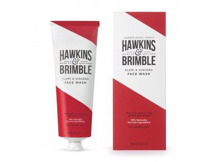 Hawkins & Brimble Pánský Mycí gel na obličej, 150ml