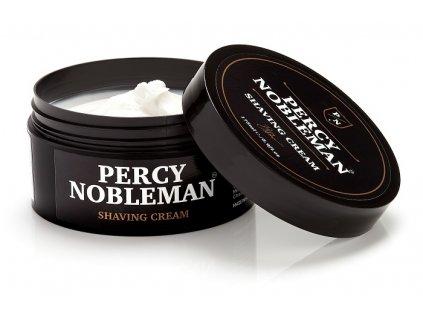 Percy Nobleman Pánský Krém na holení, 175ml