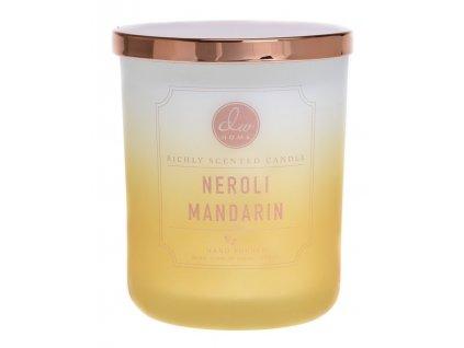 DW Home Vonná svíčka ve skle Neroli a Mandarinka - Neroli Mandarin, 15oz