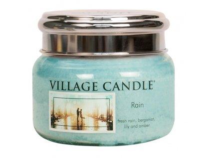 Village Candle Vonná svíčka ve skle, Déšť - Rain, 11oz