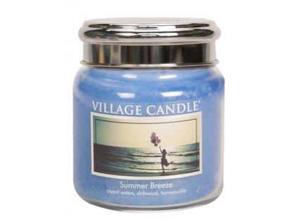 Village Candle Vonná svíčka ve skle, Letní vánek - Summer Breeze, 16oz