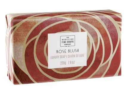 Scottish Fine Soaps Jemné Mýdlo - Rudá Růže, 220g