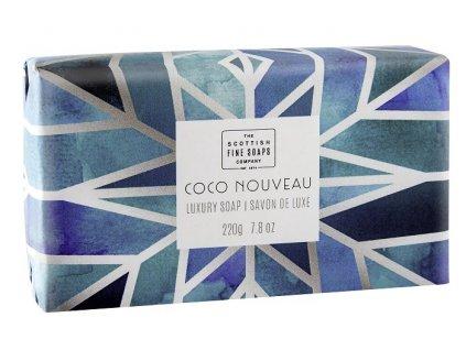 Scottish Fine Soaps Jemné Mýdlo - Kokos, 220g