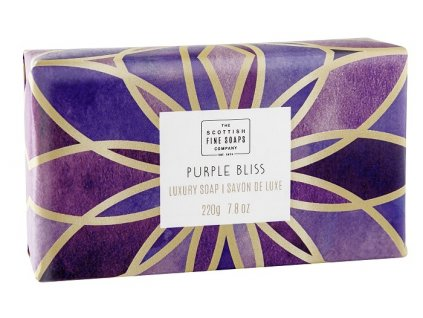 Scottish Fine Soaps Jemné Mýdlo - Purpurový Sen, 220g