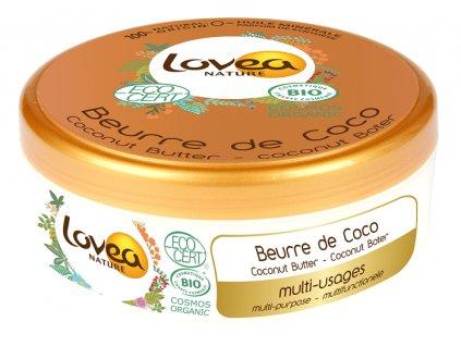 Lovea BIO Kokosové máslo, 150ml