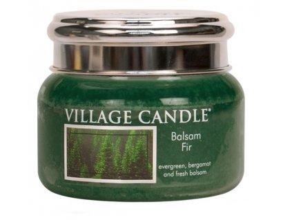 Village Candle Vonná svíčka ve skle - Jedle - Balsam Fir, 11oz