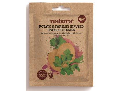 Natura Omlazující Maska pod oči, 3x3g