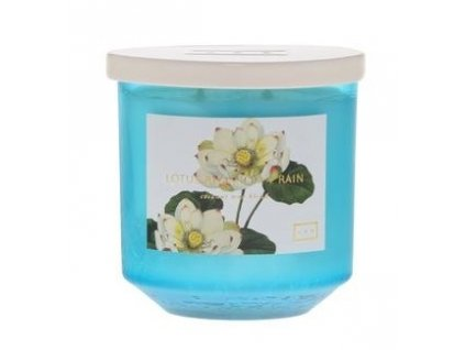 LAB Vonná svíčka Květ lotosu & Déšť - Lotus Blossom & Rain, 14oz