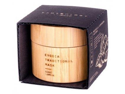 Bamboology Rozjasňující maska proti stárnutí, 50 ml