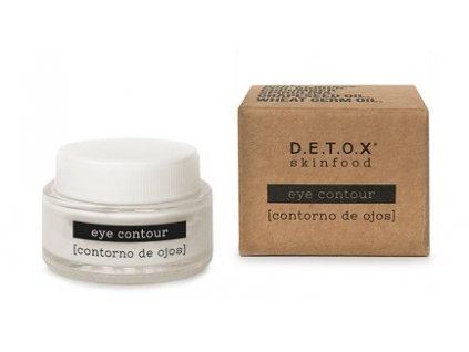 Detox Skinfood Oční krém, 20 ml