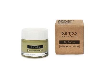 Detox Skinfood Balzám na rty, 10 ml