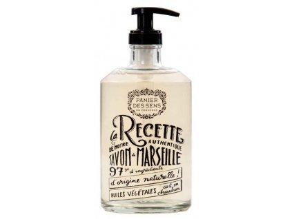 Panier des Sens Tekuté mýdlo ve skle - Levandule 500ml