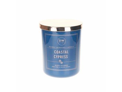 DW Home Vonná svíčka ve skle Coastal Cypress 15,1oz