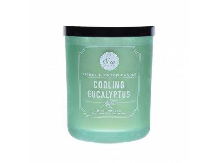 DW Home Vonná svíčka ve skle Cooling Eucalyptus 26,2oz