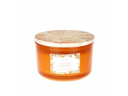 DW Home Vonná svíčka ve skle Spiced Pumpkin 12,9oz