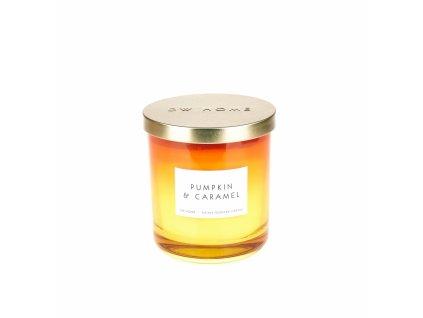 DW Home Vonná svíčka ve skle Pumpkin & Caramel 15,1oz