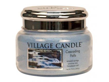 Village Candle Vonná svíčka ve skle - Cascading Falls, 11oz