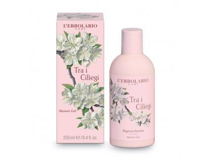 L´Erbolario Sprchový gel - Třešňový květ 250ml