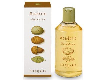 L´Erbolario Sprchový gel - Mandle 250ml