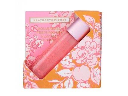 Heathcote & Ivory Parfemovaný roll on - Pinks & Pear Blossom, 10ml