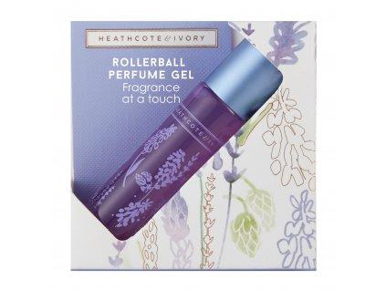 Heathcote & Ivory Parfemovaný roll on - Lavender, 10ml