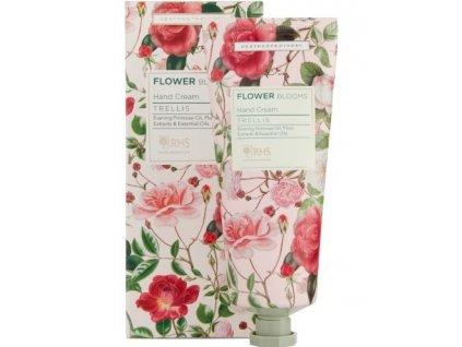 Heathcote & Ivory Hydratační krém na ruce a nehty - Flower Blooms, 100ml