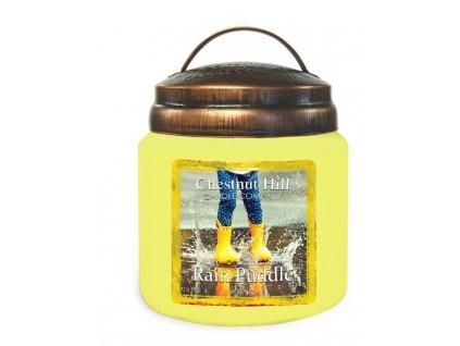 Chestnut Hill Vonná svíčka ve skle Dešťová louže - Rain Puddle, 16oz