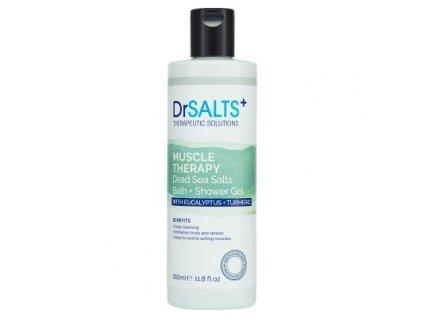 Dr. Salts Koupelový a sprchový gel - Muscle Therapy, 350ml