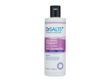 Dr. Salts Koupelový a sprchový gel - Calming Therapy, 350ml